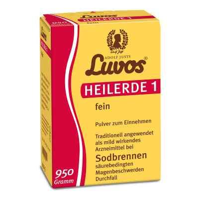 Luvos Heilerde 1 fein ziemia lecznicza  zamów na apo-discounter.pl