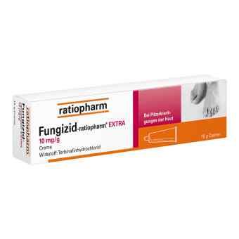 Fungizid ratiopharm Extra Creme