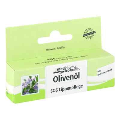 Olivenoel Sos krem do pielęgnacji ust  zamów na apo-discounter.pl