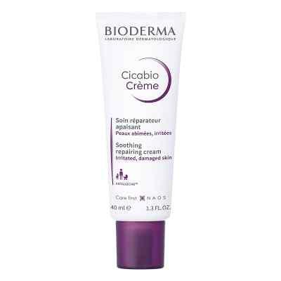 Bioderma Cicabio krem  zamów na apo-discounter.pl