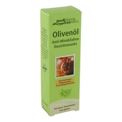 OLIVENOEL maseczka do twarzy przeciw zmarszczkom mimicznym  zamów na apo-discounter.pl