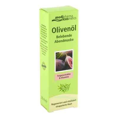 Olivenoel Belebende Abendmaske  zamów na apo-discounter.pl