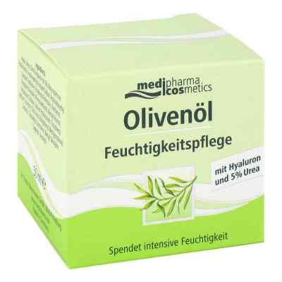 OLIVENOEL krem nawilżający z olejkiem oliwkowym  zamów na apo-discounter.pl