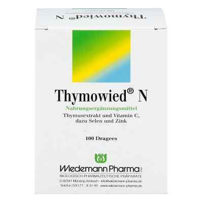 Thymowied N drażetki   zamów na apo-discounter.pl