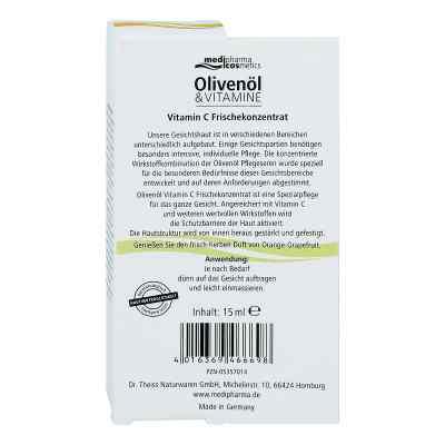 Olivenoel Vitamin C Frischekonzentrat