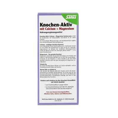 Knochen Aktiv Calcium+magnesium Tonikum plus Salus