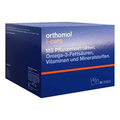Orthomol i-Care proszek+kapsułki  zamów na apo-discounter.pl