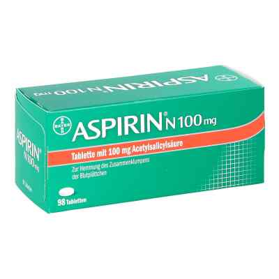 Aspirin N 100 mg tabletki  zamów na apo-discounter.pl