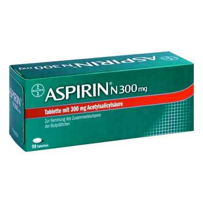 Aspirin N 300 mg Tabl.  zamów na apo-discounter.pl