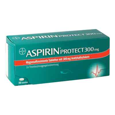 Aspirin protect, tabletki 300mg  zamów na apo-discounter.pl