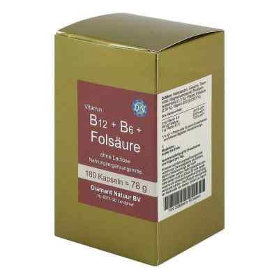 B 12 + B6 + kwas foliowy bez laktozy, kapsułki  zamów na apo-discounter.pl