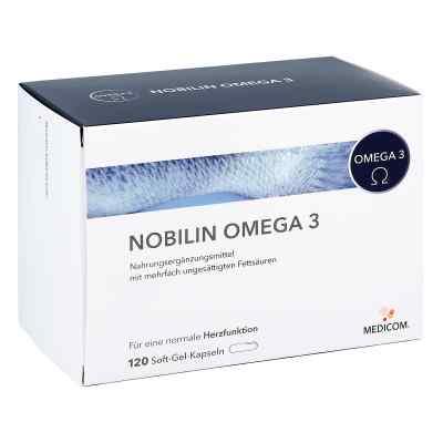 Nobilin Omega 3 Kapsułki   zamów na apo-discounter.pl