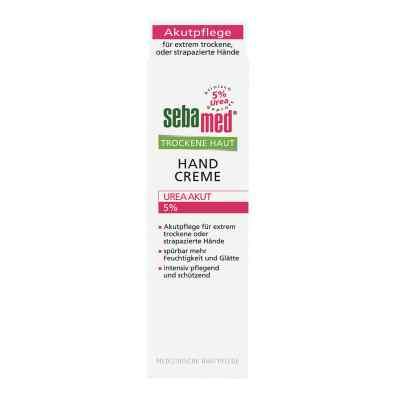 Sebamed krem do suchej skóry rąk 5% mocznik