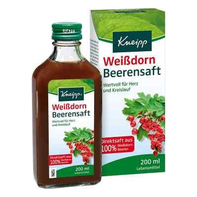 Kneipp Weissdorn sok z jagód głogu   zamów na apo-discounter.pl