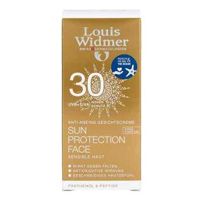 Louis Widmer SunProtection krem przeciwsłoneczny SPF30  zamów na apo-discounter.pl
