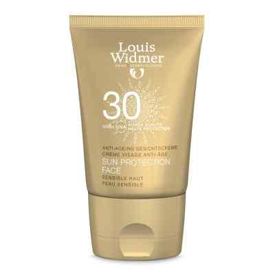 Louis Widmer SunProtection krem przeciwsłoneczny SPF30