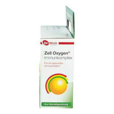 Dr Wolz Zell Oxygen Immunkomplex® Płyn do kompleksowej kuracji u