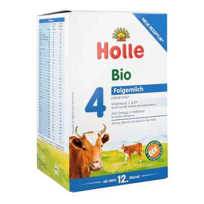 Holle Bio mleko dla dzieci 4   zamów na apo-discounter.pl