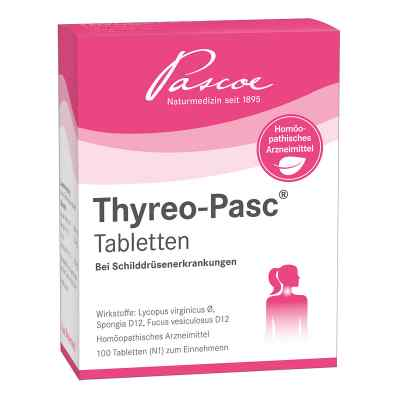Thyreo Pasc w tabletkach  zamów na apo-discounter.pl