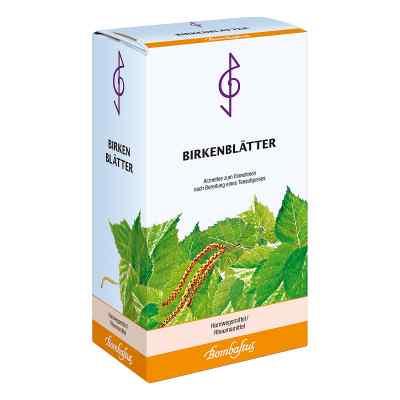 Birkenblaetter Tee