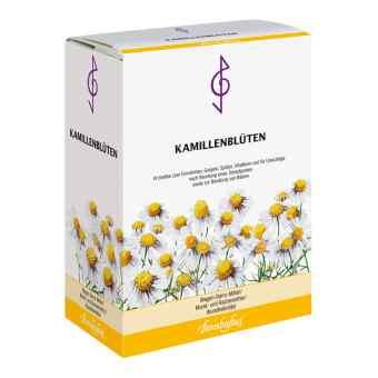 Herbata z kwiatów rumianku