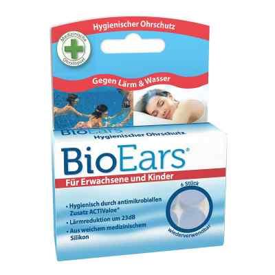 Bioears Silikon Ohrstoepsel antimikrobielle