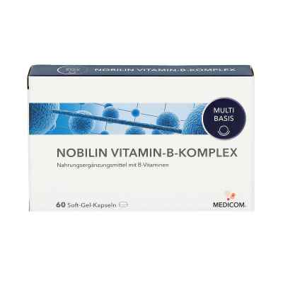 Nobilin Vitamin B Komplex Kapseln  zamów na apo-discounter.pl