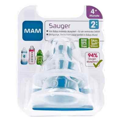 Mam Sauger Gr.2  zamów na apo-discounter.pl
