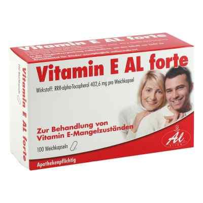 Vitamin E Al forte Kapseln