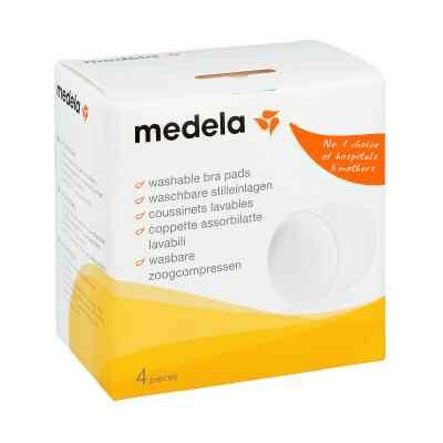 Medela wkładki laktacyjne wielorazowego użytku  zamów na apo-discounter.pl