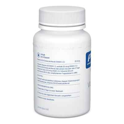 Pure Encapsulations Vitamin D3 1000 I.e. Kapsułki  zamów na apo-discounter.pl
