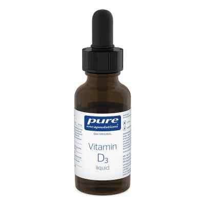 Pure Encapsulations Vitamin D3 krople  zamów na apo-discounter.pl