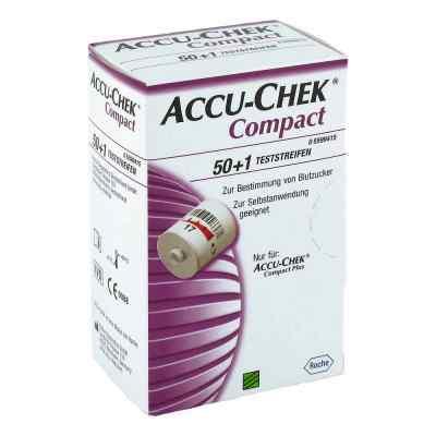 Accu Chek Compact paski testowe  zamów na apo-discounter.pl