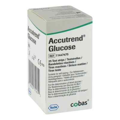 Accutrend Glucose Teststreifen  zamów na apo-discounter.pl