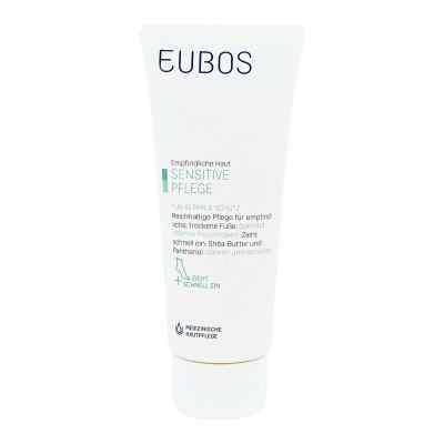 Eubos Sensitive krem ochronny dla stóp   zamów na apo-discounter.pl