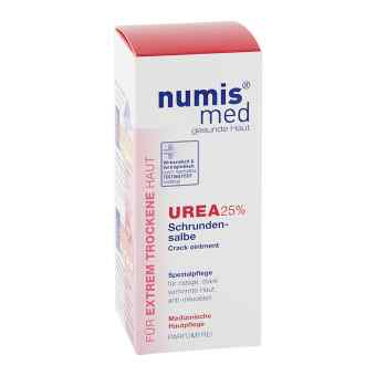 Numis med Urea 25% maść na zrogowacenia stóp  zamów na apo-discounter.pl
