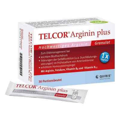 Telcor Arginin plus Btl. Granulat  zamów na apo-discounter.pl