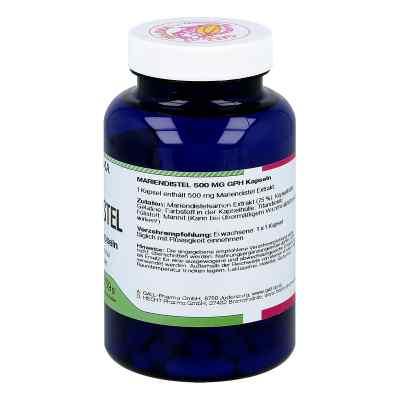 Mariendistel 500 mg GPH kapsułki  zamów na apo-discounter.pl