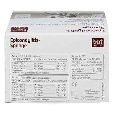 Bort Stabilo Epicondylitis Spange 5 grau  zamów na apo-discounter.pl