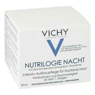 Vichy Nutrilogie krem na noc  zamów na apo-discounter.pl