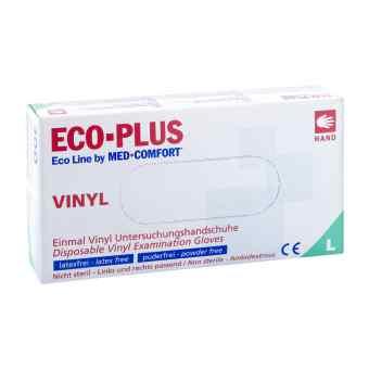 Vinyl Einweghandschuhe Ecoline Plus Gr.l