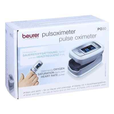 Pulsoksymetr Beurer PO 30  zamów na apo-discounter.pl