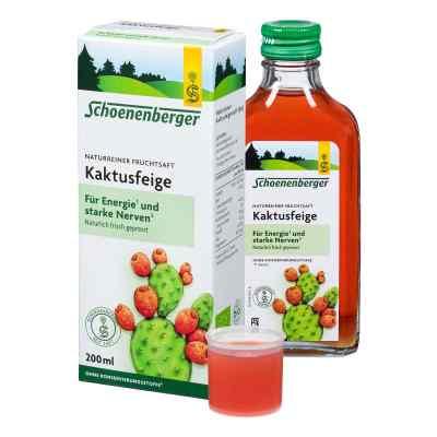 Schoenenberger Kaktusfeigesaft bio
