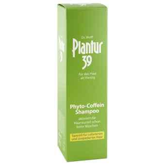 Plantur 39 szampon kofeinowy do włosów farbowanych