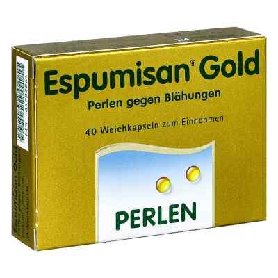Espumisan Gold perełki przeciw wzdęciom  zamów na apo-discounter.pl