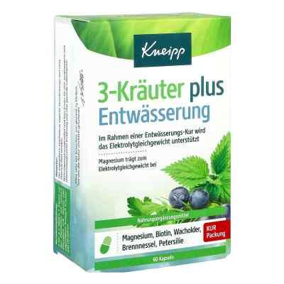 Kneipp 3 ziołowe kapsułki odwadniające  zamów na apo-discounter.pl