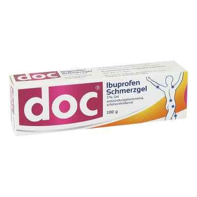 Doc Ibuprofen Schmerzgel  zamów na apo-discounter.pl