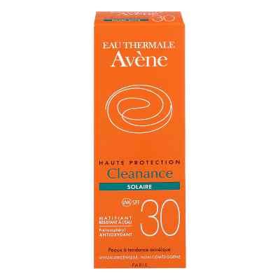 Avene Cleanance emulsja p/słoneczna SPF 30