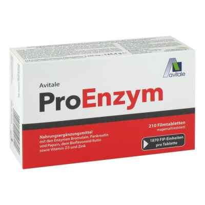 Proenzym Tabletten magensaftresistent  zamów na apo-discounter.pl