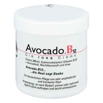 Avocado B 12 Creme  zamów na apo-discounter.pl